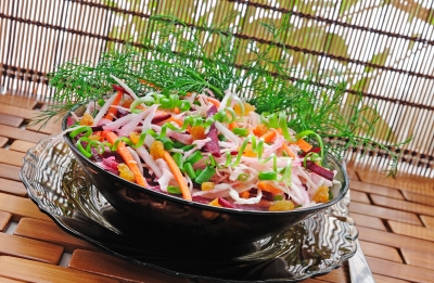 salata algeriana