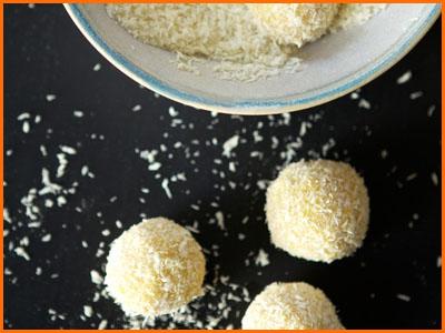 praline de cocos