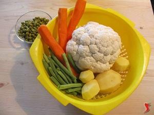 Salata de vara asortata