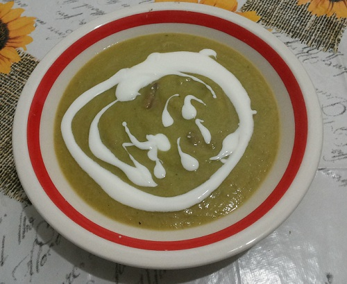 supa crema de broccoli