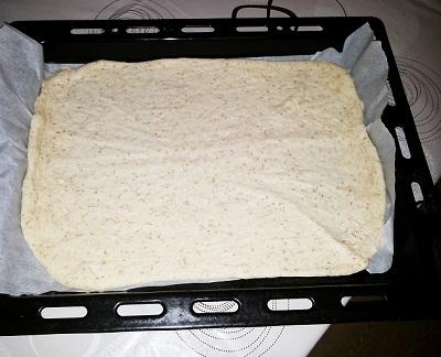 pizza blat simplu