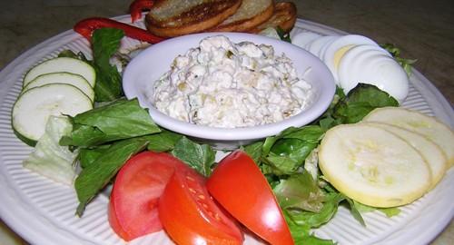 salata boeuf vegetariana
