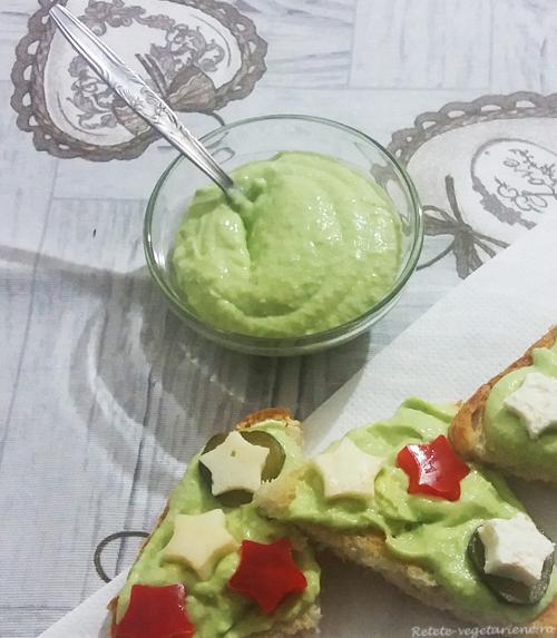 reteta guacamole avocado