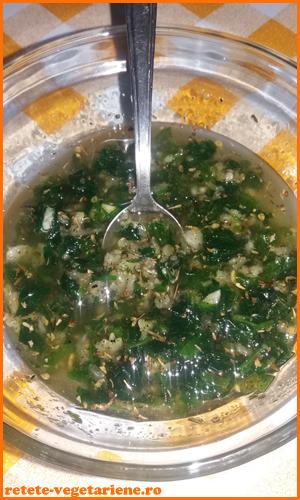 mancare de legume ratatouille sos ulei