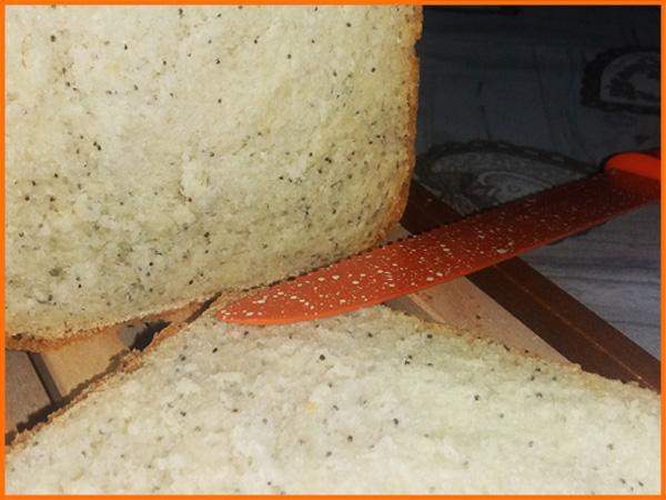 paine de casa cu mac si susan